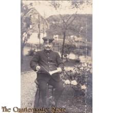 FeldpostKarte (Mil. Postcard) Bielstein 1918