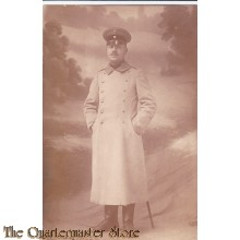 AnsichtsKarte (Mil. Postcard) NCO posing 1912