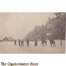 AnsichtsKarte (Mil. Postcard) 1915 Russland