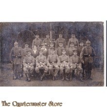 AnsichtsKarte (Mil. Postcard)  grouping 1916