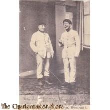 AnsichtsKarte (Mil. Postcard) 1911  in Weiss