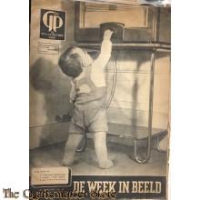 De week in beeld 17e jrg no 37,  21 november 1941