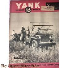 Magazine Yank Vol 4 no 14 , sept 21 1945