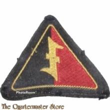 Mouw insigne BeVo WA (Nice NSB - WA BeVo woven arm-badge)
