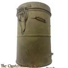 Gasmask Buchse M1916 (M1916 Gas Mask Canister)