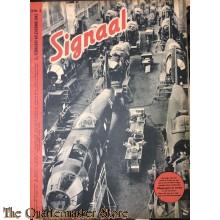 Zeitschrift Signaal H no 4,  februari 1943