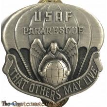 Badge U.S.A.F. Pararescue