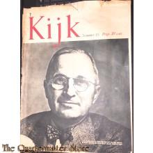 2 Maandelijks blad Kijk No 15, De wereld kan er zeker van zijn dat wij den oorlog op beide fronten...