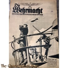 Magazine Die Wehrmacht 4e Jrg no 8, 10 april 1940