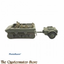 No 162 A/B Light Tank Dragon with trailer DT