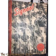 Zeitschrift Signaal H no 1,  januari 1943