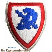 Mouwembleem US Military Academy (Sleeve badge US Military Academy)