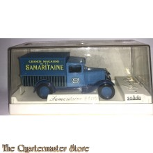 Solido #4409 VERY RARE French Samaritaine Blue Delivery Truck