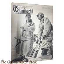 Magazine Die Wehrmacht  8e Jrg no 5 , 1 Marz 1943