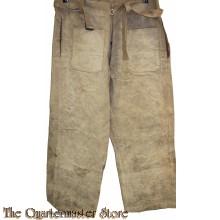 French WW II tanker trousers