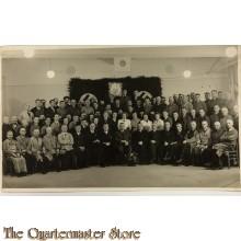 Foto personeel fabriek 50 jarig bestaan 1941