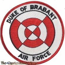 Borst embleem / Blazer badge Duke of Brabant, Air Force
