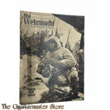 Magazine Die Wehrmacht 7e Jrg no 3 ,  27 jan 1943