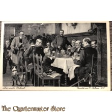 Postkarte Der erste Urlaub 1938
