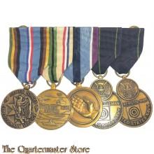 Medalbar 5 medals US Navy ( Vietnam)
