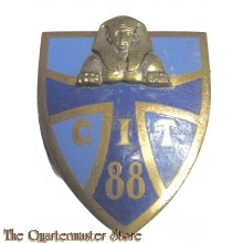 France - Insigne 88° C.I.T,