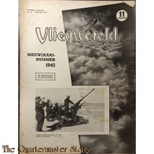 Vliegwereld jaargang 7 ,no 23 , 1 jan 1942