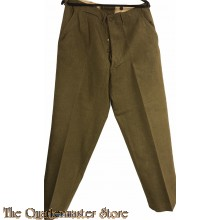 US Army M1944 Wool Trousers 34-33