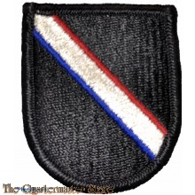 Beret flash 3 S.O. Spt CMD (Special Operations Support Command)