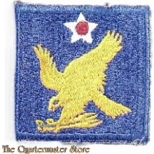 Mouwembleem 2nd Army Air Force (Sleeve patch 2nd Army Air Force)