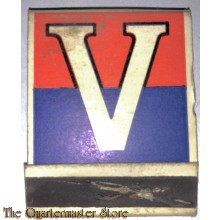 Matchbook V for Victory Canada WW2