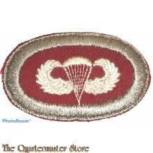 US Army parachute oval 307th engineers