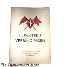 Brochure infanterie Verbindingen 1954