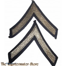 Mouwrangen Private 1st class rank (set) (Sleeve chevrons Private 1st class rank (set))