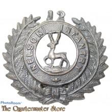 Cap badge 12th (Nelson) Regiment