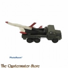 No 816 Berliet gazelle rocket launcher Military truck DT