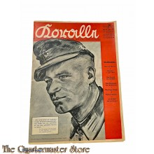 Magazine Koralle 11e jrg no 24, 19 september 1943