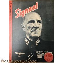 Zeitschrift Signaal no 20 , 1943 2 wekelijks geillustreerde (Signaal no 20, 1943  dutch 2 weekly journal)