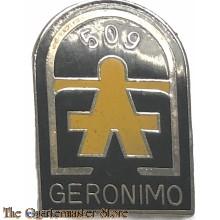 Distinctive unit insignia (DUI) 509th Parachute Infantry Regiment (Geronimo)