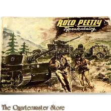 ROCO PEETZY Supermodelle - Typenkatalog Katalog Panzer tanks Heft (K65)