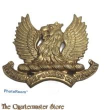 Cap badge  Ayrshire (Earl of Carrick's Own) Yeomanry