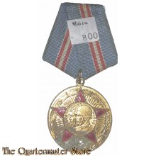 Russia - Jubilee Medal 50 Years of the Armed Forces of the USSR