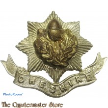 Cap badge Cheshire Regiment