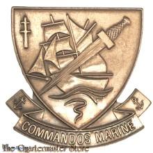 France - Pin Commando Marine