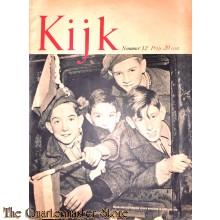 2 Maandelijks blad Kijk no 12, Nederlandsche kinderen komen behouden in Engeland aan