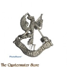 Cap badge Duke of Connaughts Royal Canadian Hussars, 3rd Canadian Infantry Division