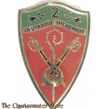 France - Insigne 2em Regiment de Chasseurs