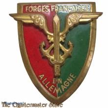 France - Insigne Forces française en allemagne