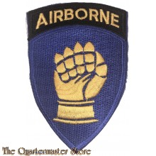 Mouwembleem US 46th Infantry Division (Airborne)