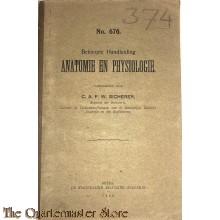 Voorschrift no 676 beknopte handleiding Anatomie en Physiologie