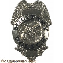 small 1950's - early 1960's model US Army Military Police Badge (miniature)